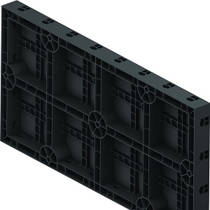Geopanel Wall 1200 Plastic Panel