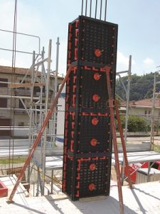 Geoplast Geotub Reusable Plastic Formwork For Concrete